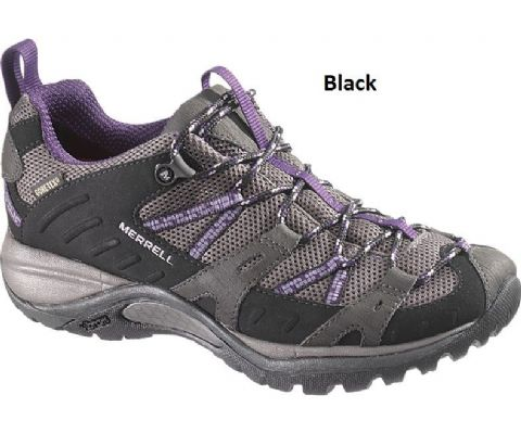 Merrell Womens Siren Sport Hiking Shoe - Gore-Tex, Cushioned, Breathable